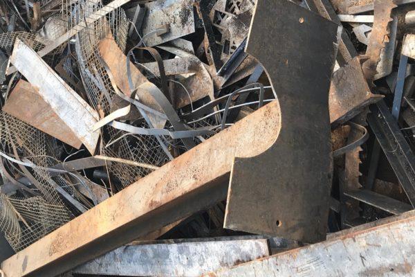Eisen - M-Recycling Bruneck - Material