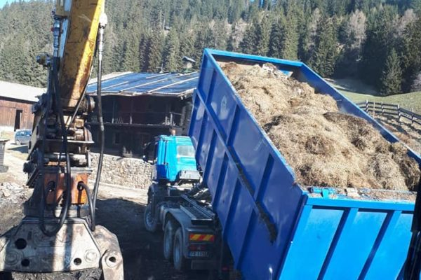 M-Recycling Bruneck - Material