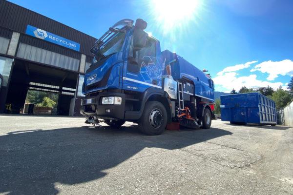 M-Recycling Bruneck - Fuhrpark